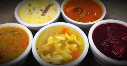 Amazing Soups